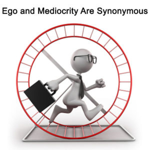 Your ego is the biggest enemy you'll face in your entire life. People often neglect this but your ego can make or break you.