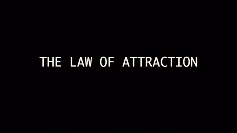 The law of attraction is labeled as bullshit by most people but it's not. Most people will be shocked that I'm claiming the exacte opposite.