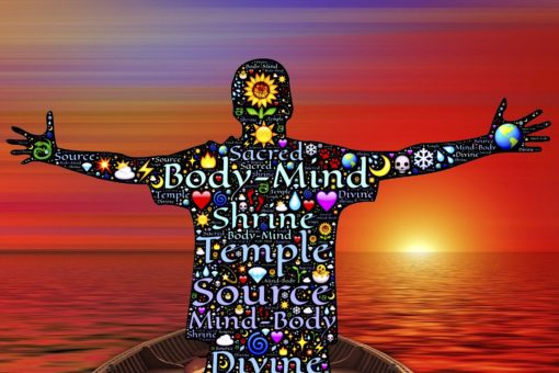 Let me share you an example of where you mind controls your body. Well your mind is always in control but you can't let it control you.