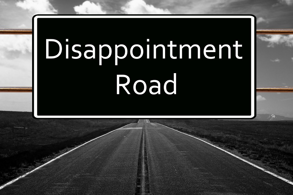 Did someone disappoint you or did youdisappoint yourself? Well that's a hard question to start a blog with. The answer might be even harder to process.