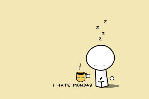 So was yesterday your perfect monday? Most people don't even realize what a perfect Monday is but they all hope for it though.